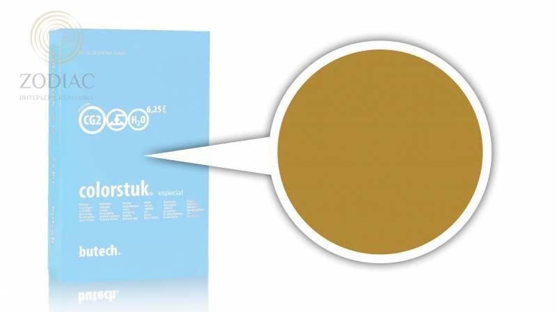 Затирка BUTECH colorstuk especial honey (2 kg)