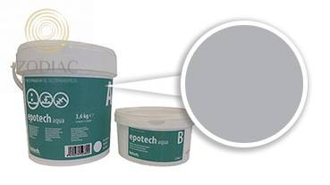 Затирка BUTECH epotech aqua gris (1.5 kg)