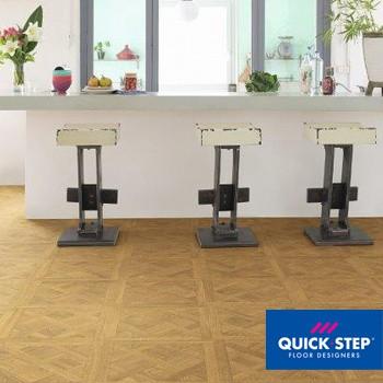 Ламинат Quick-Step Click&Go Versailles CGV 4153 Дуб ячменный, класс 33