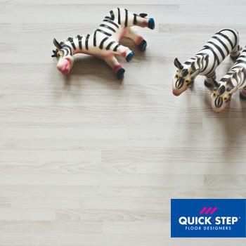 Ламинат Quick Step Creo Plus CRP 1480 Ясень белый 7-полосный, класс 32