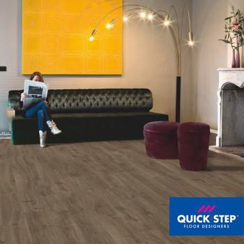 Ламинат Quick Step Eligna U3460 Дуб темно-коричневый промасленный, класс 32