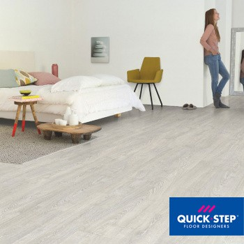Ламинат Quick Step Impressive Ultra IMU3560 Дуб фантазийный светло-серый, класс 33