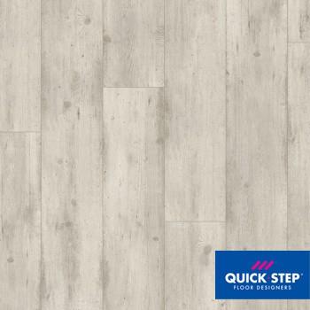 Ламинат Quick Step Impressive Ultra IMU1861 Реставрированный дуб светло-серый, класс 33