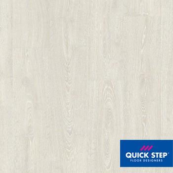 Ламинат Quick Step Impressive Ultra IMU3559 Дуб фантазийный белый, класс 33