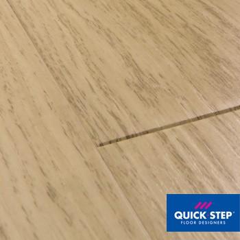 Ламинат Quick Step Impressive Ultra IMU3105 Доска белого дуба лакированная, класс 33