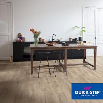 Ламинат Quick Step Impressive Ultra IMU4663 Дуб серо-бежевый, класс 33