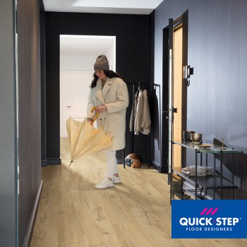 Ламинат Quick Step Impressive IM4664 Дуб светлый натуральный, класс 32