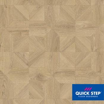 Ламинат Quick Step Impressive Patterns IPA 4142 Дуб песочный брашированный, класс 33