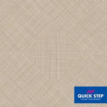 Ламинат Quick Step Impressive Patterns IPE 4511 Текстиль натуральный, класс 33
