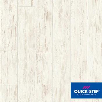 Ламинат Quick Step Perspective 4 (Rus) UF1235 Сосна белая затертая, класс 32