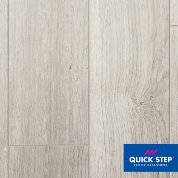 Ламинат Quick Step Perspective 4 (Rus) UF1304 Дуб светло-серый лакированный, класс 32