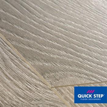Ламинат Quick Step Perspective 4 (Rus) UF1406 Дуб светло-серый старинный, класс 32