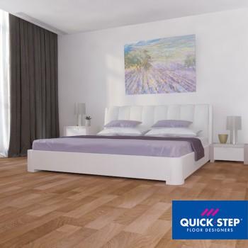 Ламинат Quick Step Perspective 4 (Rus) UF1492 Дуб белый медиум, класс 32