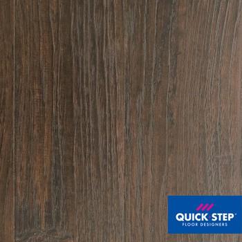 Ламинат Quick Step Rustic RIC 1427 Гикори кофейный, класс 32