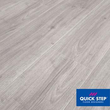Ламинат Quick Step Rustic RIC 3454 Дуб серый тёплый рустикальный, класс 32