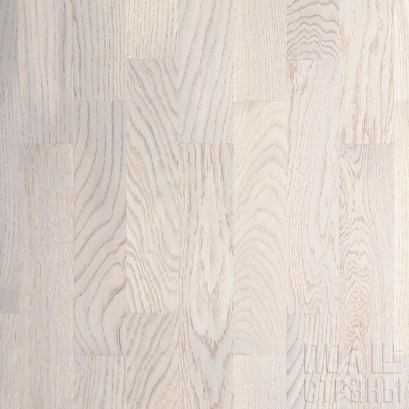 Паркетная доска Tarkett Salsa Дуб Нордик белый Oak Nordic W PL TL