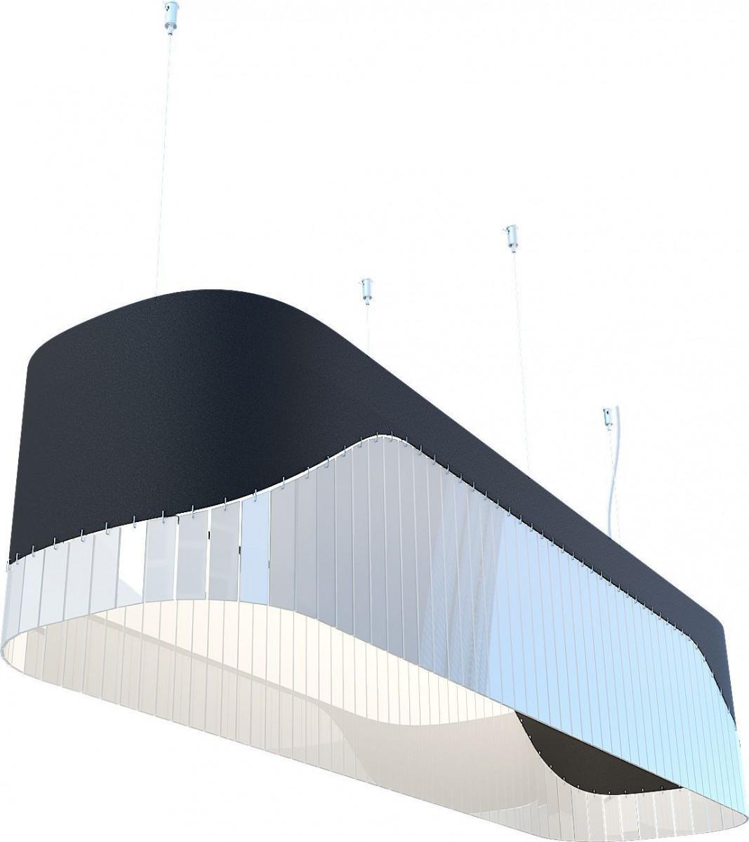 Аврора (Овальный) L800 B400 Лампы: 4 х Е27