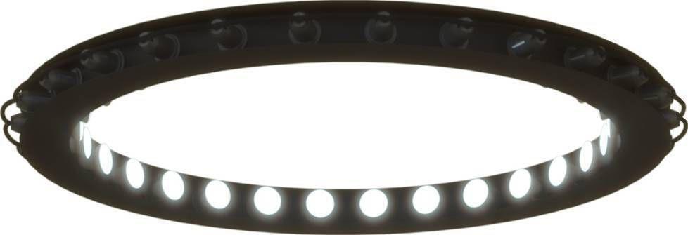 Бриллайн боковой D748 H100 Лампы: 25 х E14