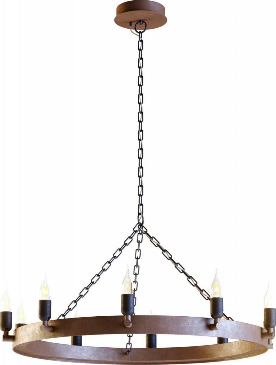Вега D800 H120 Лампы: 8 х Е27