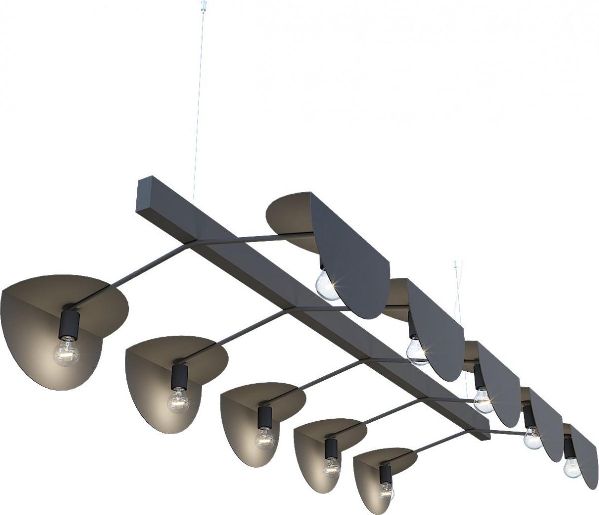 Гемера L1500 B400 H250 Лампы: 10 х Е27