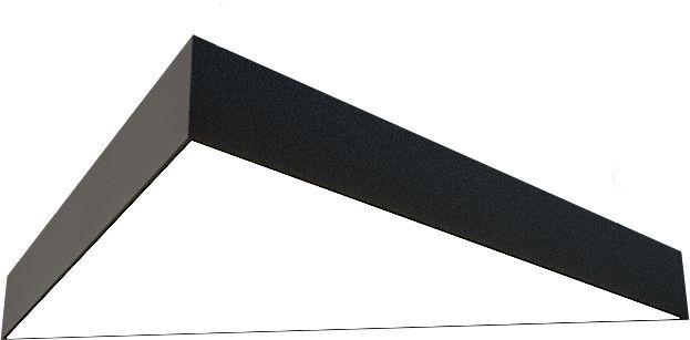 Дива (Треугольник) Сторона фигуры:500 H100 Мощность: 14W