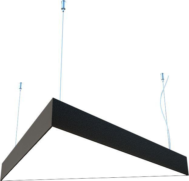 Дива (Треугольник) Сторона фигуры:700 H100 Мощность: 34W