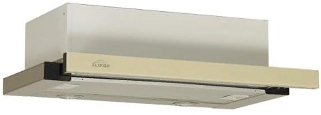 Elikor Интегра GLASS 60П-400-В2Д бежевое 1013/стекло бежевое