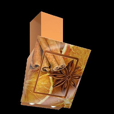 Elikor Оникс ART 90П-1000-Е4Д оранжевый/апельсин