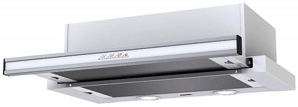 Krona Kamilla 600 sensor white glass(2 мотора)