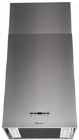 Konigin Geometry Inox/Black Glass