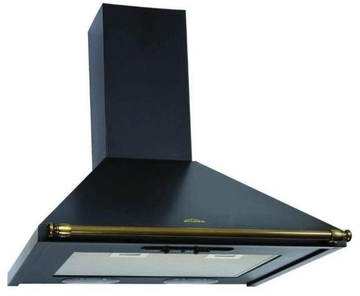 Elikor Грант 60П-400-П3Д черный/рейлинг бронза