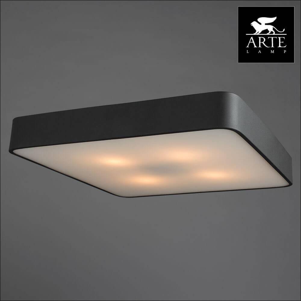 Потолочный светильник Arte Lamp Cosmopolitan A7210PL-4BK