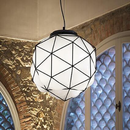 Подвесной светильник Ideal Lux Maglie Sp1