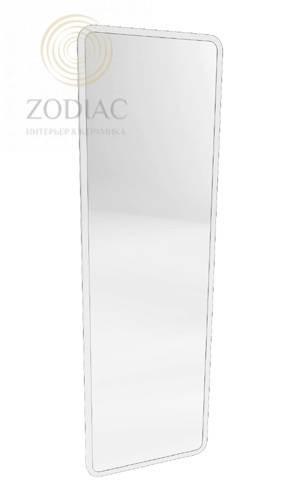 NOKEN Lounge Зеркало с рамой из дерева белый