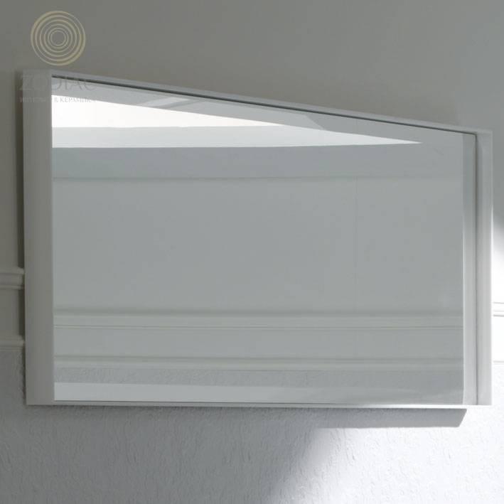 SYSTEM-POOL Зеркало 50x110 см крион белое