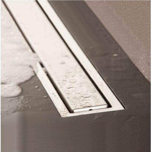 Линейный трап под плитку L650