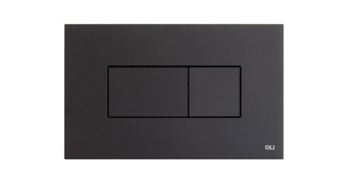 Смывная клавиша черная (пневматическая)