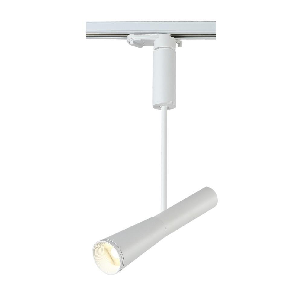 Трековый светильник однофазный Crystal Lux CLT 0.31 002 WH