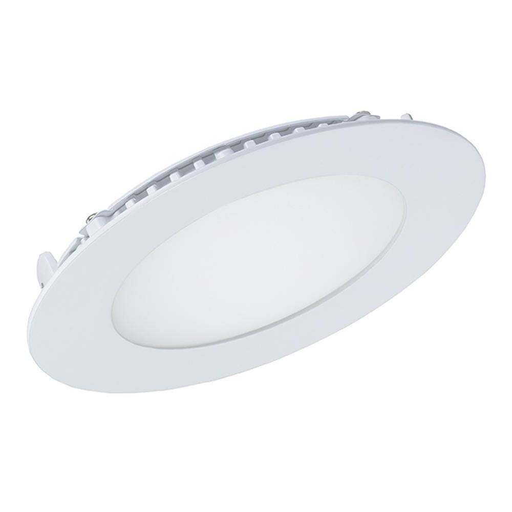 Встраиваемый светодиодный светильник Arlight DL-120M-9W White 020105