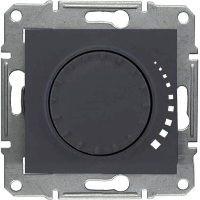 Диммер поворотный емкостный Schneider Electric Sedna 25-325W SDN2200670