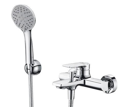 Смеситель WasserKRAFT Lopau 3201 для ванны с коротким изливом
