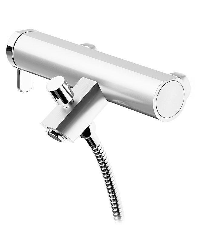 Смеситель Gustavsberg Coloric GB41219023 46 для ванны, цвет серебро