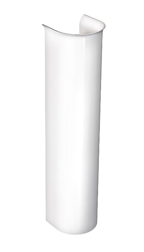 Пьедестал Gustavsberg Estetic 727300S3 18 x 17 x 69 см, цвет белый матовый