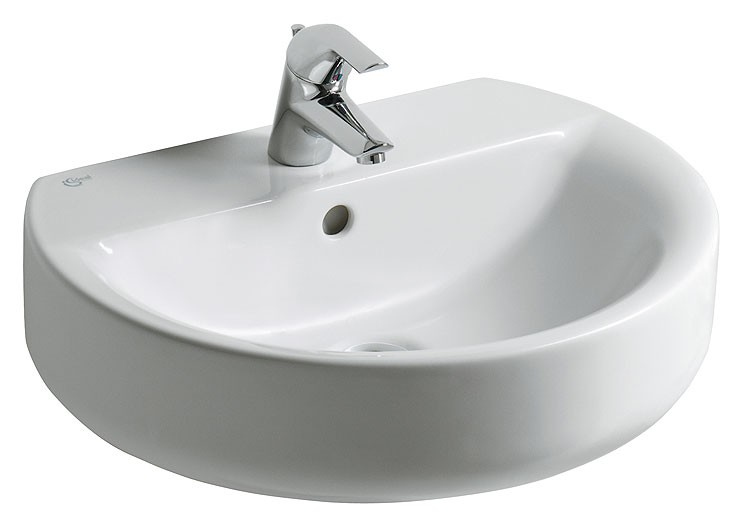 Рукомойник Ideal Standard Connect Sphere E805701 45 см