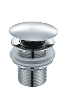 Донный клапан Gustavsberg GB41636575 01 нажимного типа