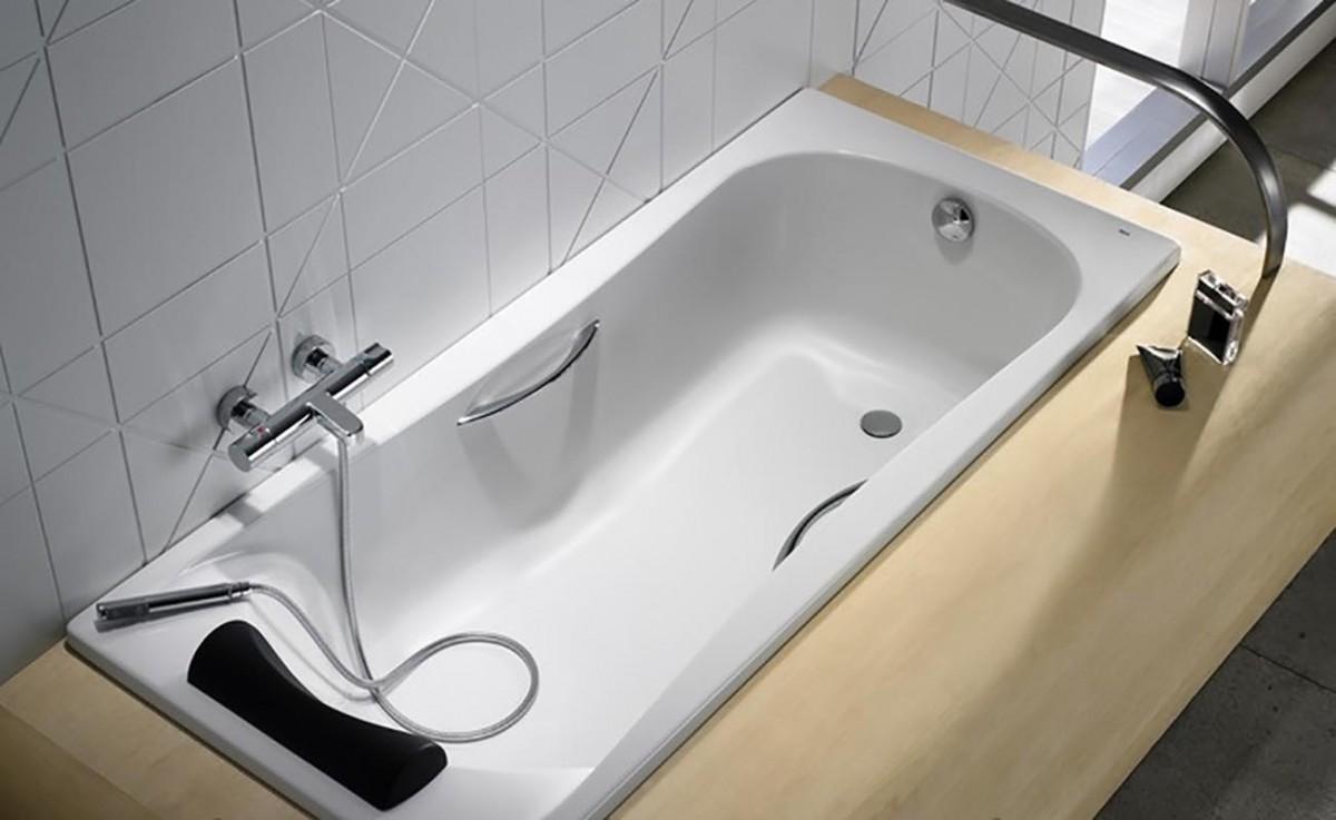 Подголовник для ванны Roca BeCool 247997000