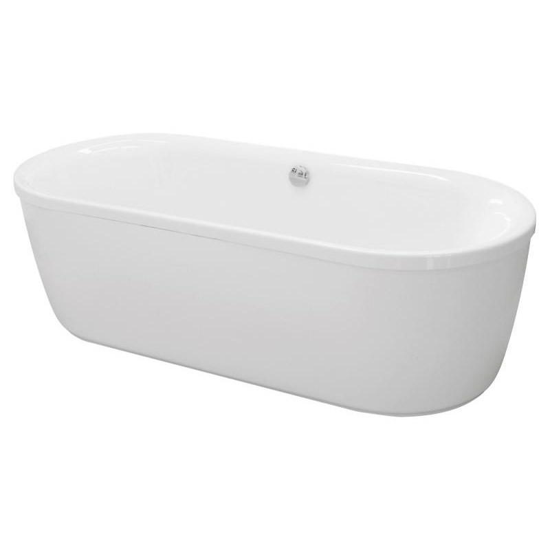 Акриловая ванна Cezares METAURO-Central-180x80-40 180 х 80 см