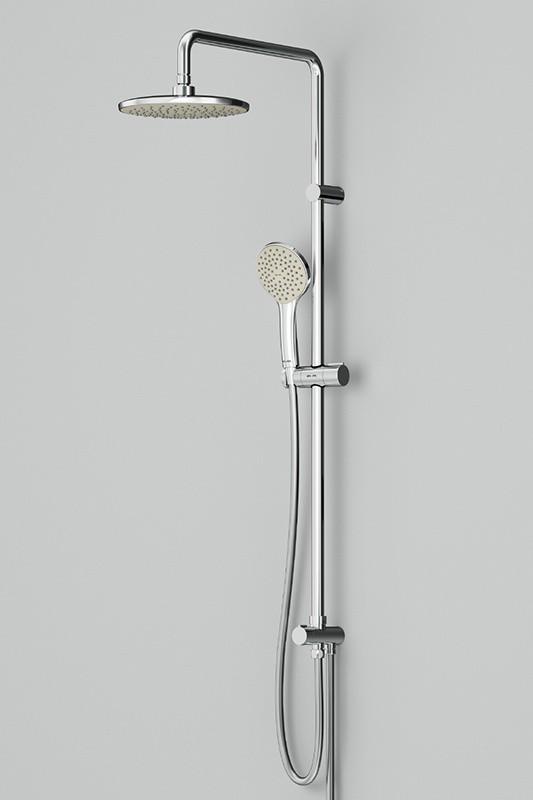 Душевой гарнитур Am.Pm Gem F0790000 с верхним душем d 220 мм