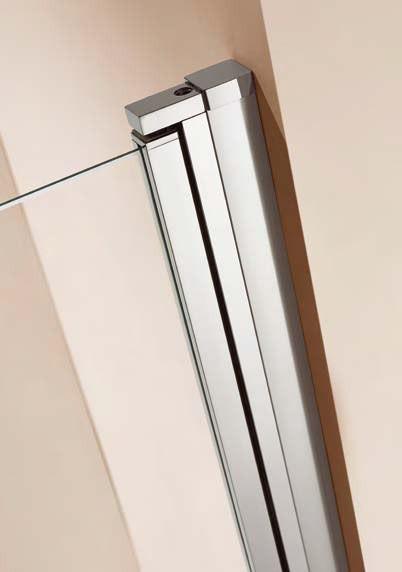 Душевая дверь Cezares ECO-B-1-80-C(P)-Cr, 80 см