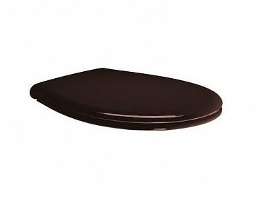 Унитаз GSI Classic 871211 подвесной с крышкой-сиденьем SoftClose коричневая